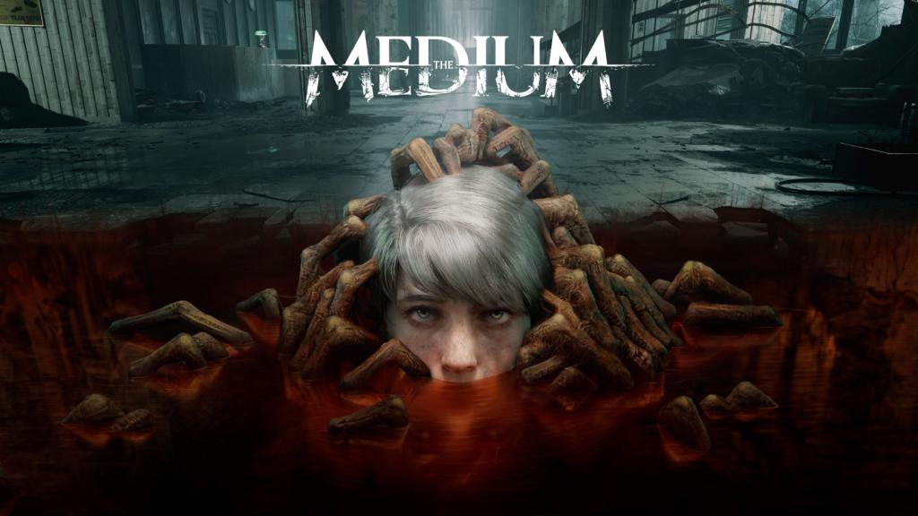 The Medium uno de los juegos de este 2021.