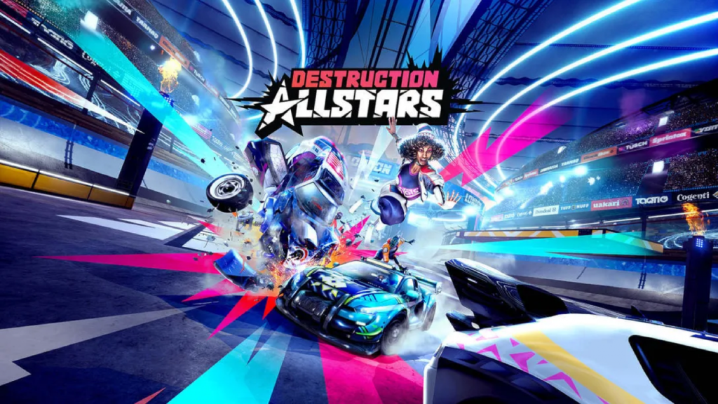Destruction all Stars uno de los juegos de este 2021.