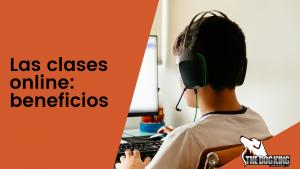 Beneficios clases online